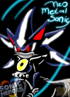::Neo::Metal Sonic by SpyxedDemon