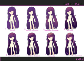 SBS Hair 001 by r0hi0art