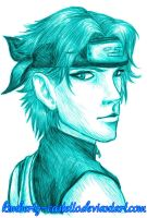 Naruto: Shii of the Cloud by kimberly-castello