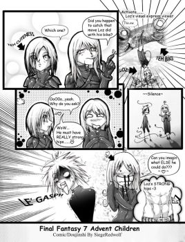 Final Fantasy7 AC -Loz's Hips- by Meiphon