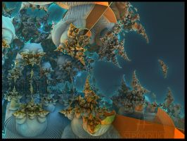 Canyonic Dislocation by MANDELWERK