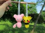 Pokemon Keychains 3 by Kitorahoshi