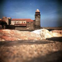 Collioure 3 la tour by edredon