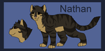 Nathan - ref by BanditKat