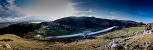 Slope Panoramic by Laurence-CE