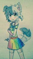 |:.Pimo in le dress.:| by J0LIA