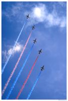 Red Arrows 1 by SCM