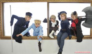APH:Jump out by fullmetalflower
