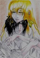 Of Death Note and Comfort by Conradi