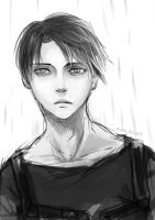 Levi Sketch by Jeannifer