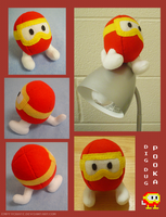 Pooka Plush by EmptyCrate