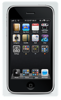 Black 3GS Minimal by Geordie-Boyo
