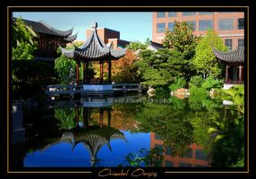 Oriental Oasis by LoneWolfPhotography