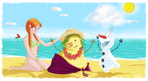 Do You Want To Build A Sandman? by Tokio92