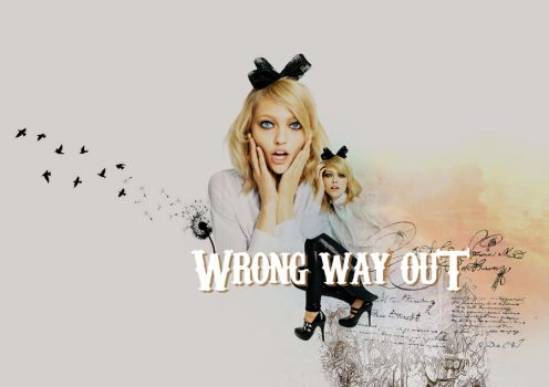 Sasha Pivovarova wallpaper by Elfwampgirl