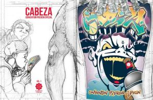 Cabeza Preview Covers by junroc