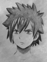 Grey Fullbuster by LittlePuffin