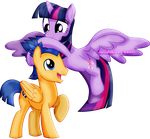 Twi and Flash_The tickles by jucamovi1992