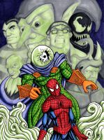 Mysterio by TheRigger