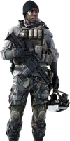 Battlefield 4 - Irish Render By Ashish913 by Ashish-Kumar