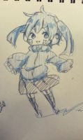 Ene-chan by fourseasons001