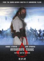 Assassin's Creed Movie Poster by Morthon