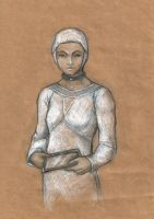 Character sketch by AnastasiaMorning