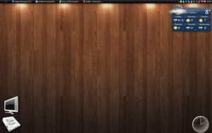 My New Desktop by pritthish