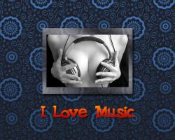 I Love Music _new version by vicing