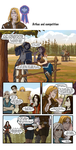 Arthas and competition by scourge-minion
