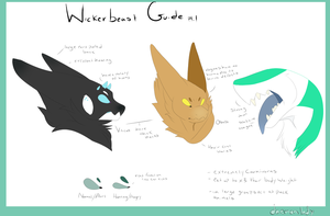 Wicker Beast Guide pt.1 by Moochiethehellhound