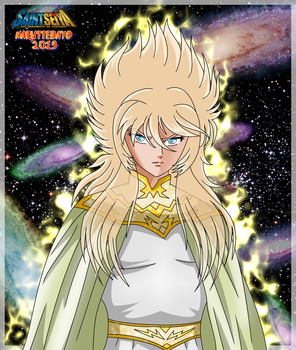 buste Zeus Coloring True Body by Naruttebayo67