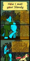 How I met your Slendy (Page 1) by MaNdAmZz