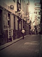 Old street by agolam