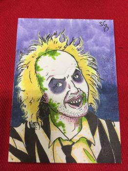 Beetlejuice by SoVeryUnofficial