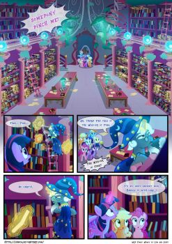 MLP - Timey Wimey page48 by Light262