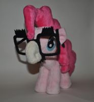 Pinkie pie plush by Blindfaith-boo