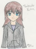 Yuka Colored by InuKid
