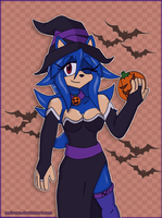 Little Witch 2 by MOK-AXE