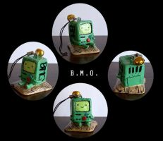 Adventure Time-BMO by Oune