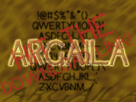 Argaila -Titling Preview- by josephstaleknight