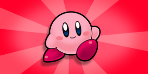 Kirby from a Super Star by Coonstito