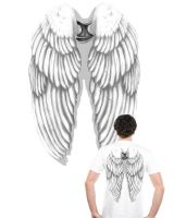 Threadless submission - Airing out my wings by Hockypocky