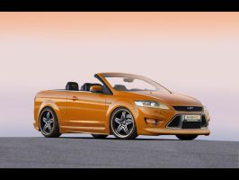 Ford Mondeo X by X-Raited