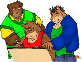 Drawing Tutors by NObu552