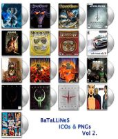 games icons and pngs 3 by BaTaLLiNeS