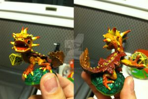 Skylanders: Custom Fall Camo by neilsugg