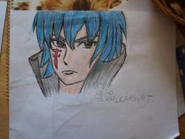 jellal from fairytail by L-Larts