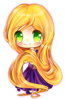 Rapunzel by Obese-Butterfly