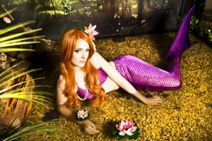 Colybree the mermaid - I by ColybreeCos